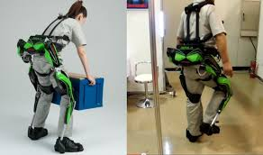 exoskeleton lifting