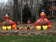 Thanksgiving Inflatables