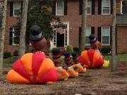 So long Turkeys