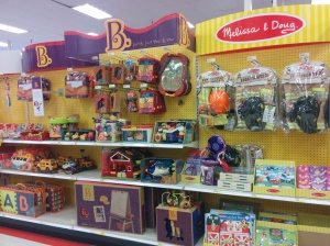toys at store