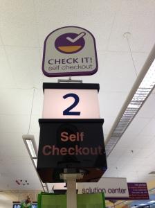 checkout self