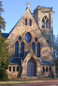 chapel Charlottesville